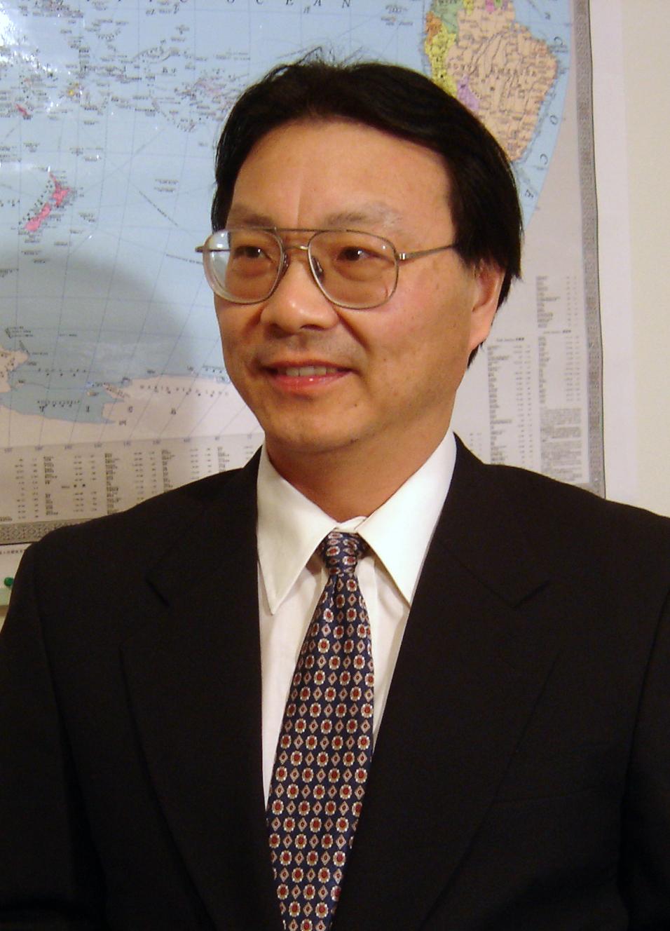 Prof. Liu Kang