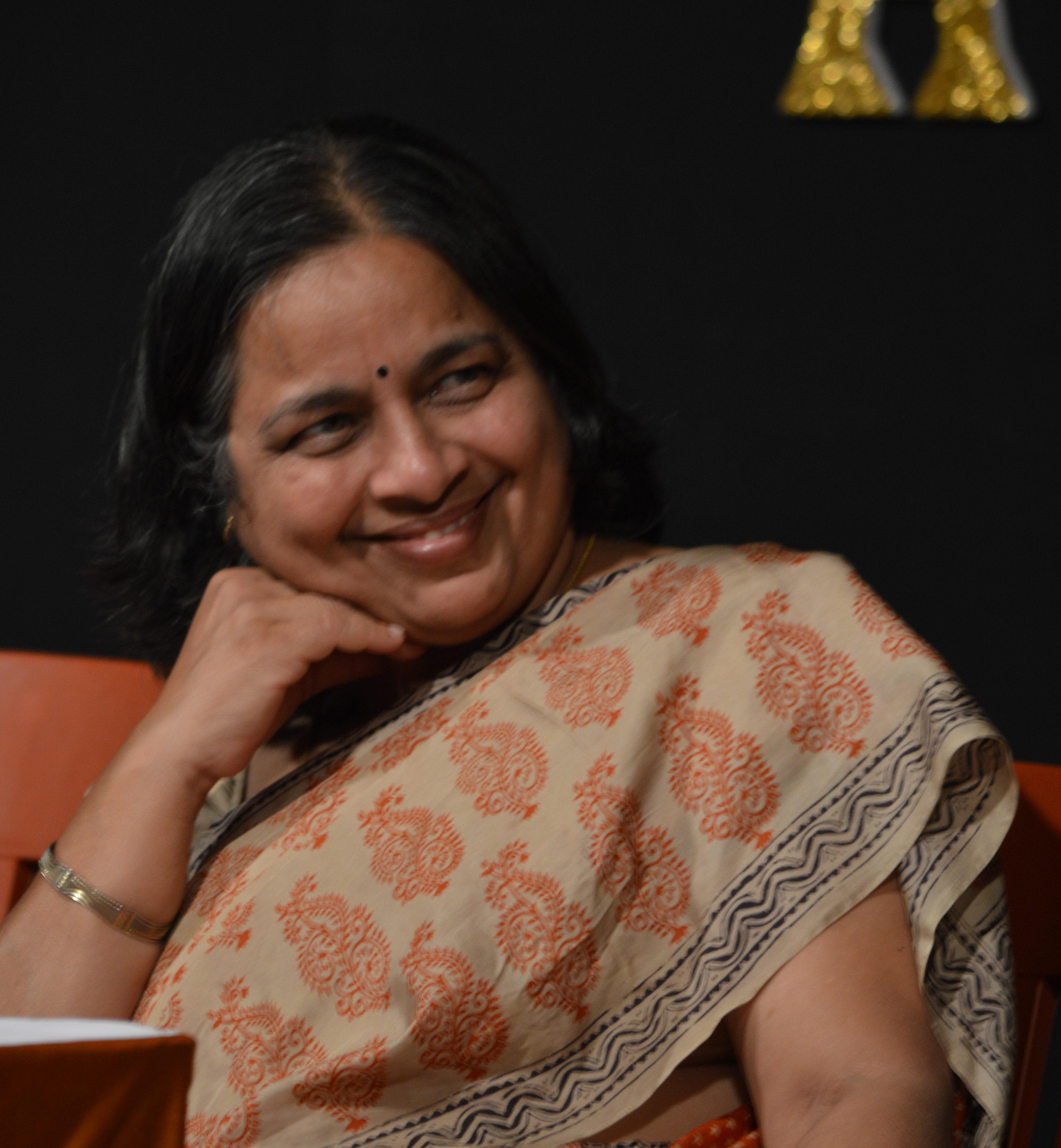 Prof. Sunanda Mahajan